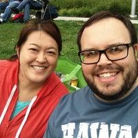 Photo taken at Ashwood Park by Judy Z. on 8/9/2015