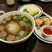 Photo taken at Pho All Day Vietnamese Cuisine by Judy Z. on 3/22/2013