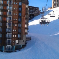 Photo taken at Avoriaz by Dmitry P. on 1/6/2013