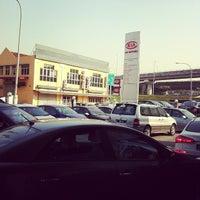 Photo taken at Naza Kia Services Sdn Bhd by saimatkong on 3/8/2014