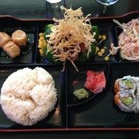 Photo taken at Hado Sushi by Paola G. on 8/15/2013