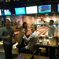 Photo taken at East Village Tavern+Bowl by Tap Hunter on 12/4/2012