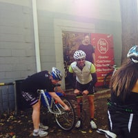 Photo taken at The Bike Stop by pappas on 10/4/2013
