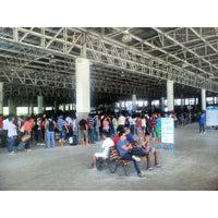 Photo taken at Terminal Integrado de Passageiros (TIP) by TJ B. on 10/9/2014