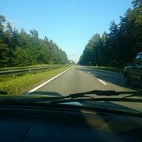 Photo taken at Ikšķile - Rīga by Kristiāna P. on 6/27/2014