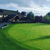 Photo taken at Westwood Plateau Golf Academy by Ayako T. on 9/21/2015