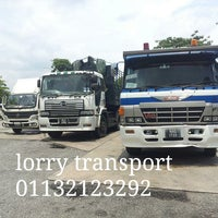 Photo taken at Lorry Transport Kajang Only by putera g. on 9/2/2014