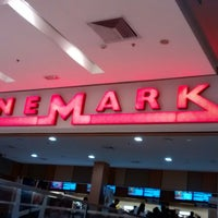 Photo taken at Cinemark by Marcos F. on 7/19/2017