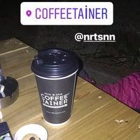 3/30/2018 tarihinde Saniye👻👱♀️ziyaretçi tarafından Coffeetainer'de çekilen fotoğraf