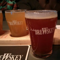 Photo taken at Pub BreWskey by Dennis C. on 1/8/2017
