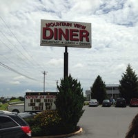 Photo taken at Mountain View Diner by Craig H. on 6/23/2013