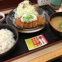 Photo taken at Matsunoya by Tetsuya O. on 1/16/2017