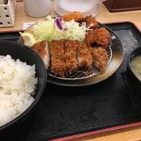 Photo taken at Matsunoya by Tetsuya O. on 1/30/2017