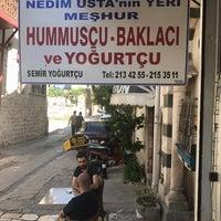 9/23/2017 tarihinde Alper Ö.ziyaretçi tarafından Humusçu Nedim Usta'nın Yeri'de çekilen fotoğraf