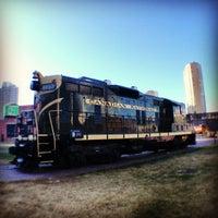 Photo taken at Toronto Railway Heritage Centre by Audunn J. on 7/26/2013