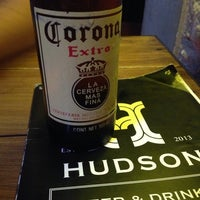 Photo taken at Hudson Bar by Rodolfo B. on 6/23/2014