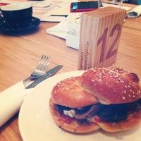 Das Foto wurde bei artisan boulangerie co. von Vicky S. am 10/3/2013 aufgenommen