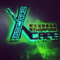 Photo taken at xCAPE SINGAPORE by Vicky S. on 11/8/2013