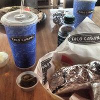"""Photo taken at Taco Cabana by Regis """"K-Drama"""" J. on 8/8/2013"""