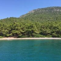 Photo taken at şeytan deresi koyu by Gokhan on 7/21/2015