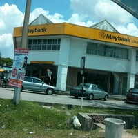 Photo taken at Maybank by Syed Muhammad S. on 3/31/2013