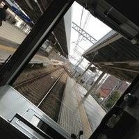 Photo taken at Hanshin Amagasaki Station (HS09) by YAS T. on 2/11/2013