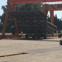 Photo taken at KSG Makina İmalat San.Tic.A.Ş by Hüseyin Can R. on 6/15/2016