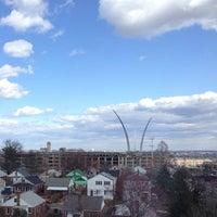 Photo taken at Sheraton Pentagon City Hotel by Essam K. on 3/29/2013