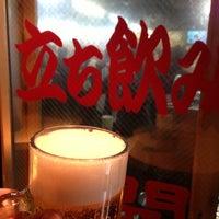 Photo taken at 立ち飲み いこい 支店 by turbo+ on 12/12/2012