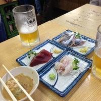 Photo taken at 立ち飲み いこい 支店 by turbo+ on 6/1/2013