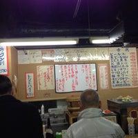 Photo taken at 立ち飲み いこい 支店 by turbo+ on 2/2/2013