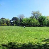 Photo taken at Parque de Ferrera by Makros L. on 5/4/2013