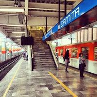 Photo taken at Metro Ermita by Ibn-Abbad on 7/11/2013