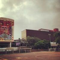 Photo taken at UNAM Facultad de Medicina by Ibn-Abbad on 7/23/2013