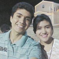 Photo taken at Capela de Santa Luzia - Trairussu by Inásio C. on 12/7/2014