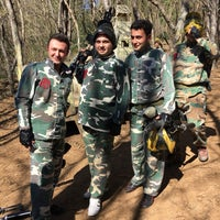 Photo taken at Evo Paintball by Emrah A. on 3/5/2017