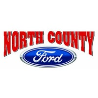 Photo taken at North County Ford by North County Ford on 1/23/2015