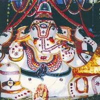 Photo taken at Shree DoDDa Ganapathi Temple by Deepak B. on 12/15/2013