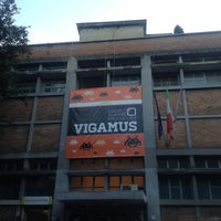 Photo taken at VIGAMUS - The Videogame Museum of Rome by Giulio R. on 10/20/2012