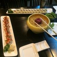 Photo taken at Zen Japanese Grill & Sushi Bar by Caleb B. on 6/23/2014