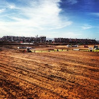 Photo taken at Firebird International Raceway by Cody B. on 3/17/2013