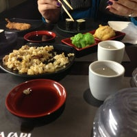 Photo taken at Wasabi Running Sushi & Wok Restaurant by Tamás E. on 1/23/2013