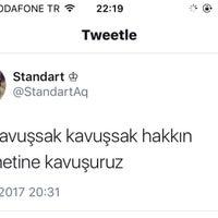 Photo taken at İstiklal Yolu Parkı by Yağız K. on 9/13/2017