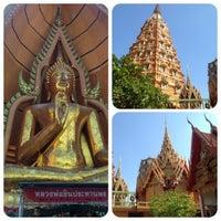 Photo taken at Wat Tham Sua by parichart b. on 12/29/2012