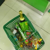 Photo taken at Puregold FTI by Khalid P. on 3/15/2015