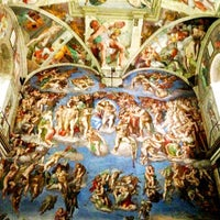 Photo taken at Sistine Chapel by Bart13 on 4/22/2013
