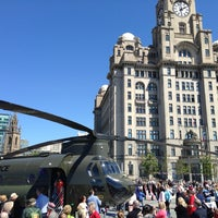 Photo taken at Pier Head by Paul O. on 5/25/2013