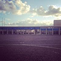 Photo taken at Piazzale Tecchio by Napoli COMICON on 4/29/2014