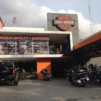 Photo taken at Mabua Harley-Davidson by Mahatma S. on 1/11/2014