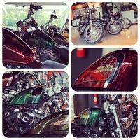 Photo taken at Mabua Harley-Davidson by Mahatma S. on 5/1/2013
